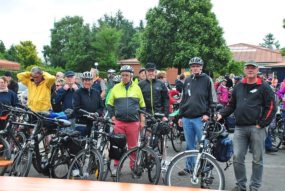 Boyens-Medien Radtour 2016