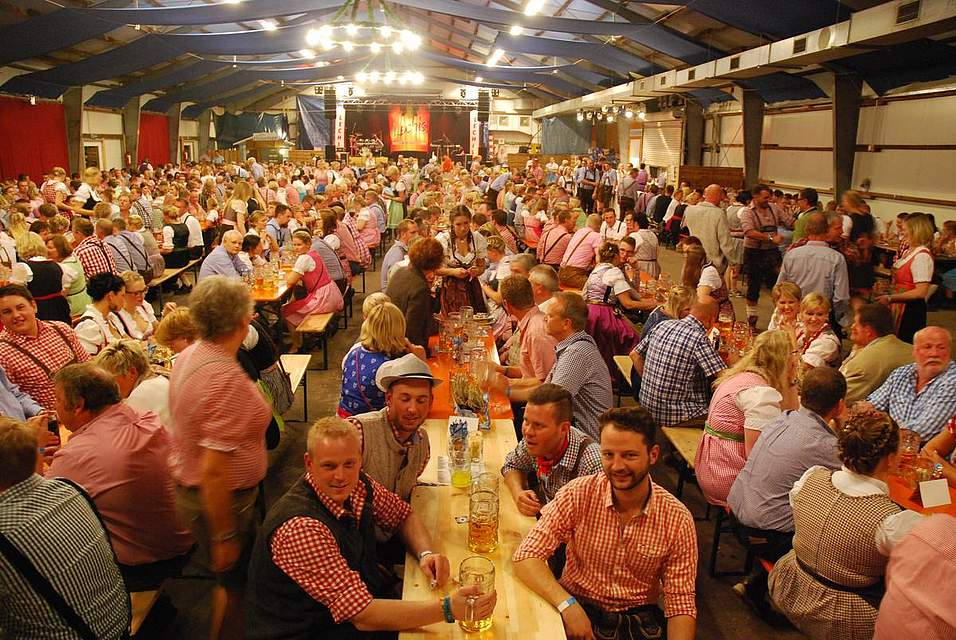 Oktoberfest Tellingstedt 2016