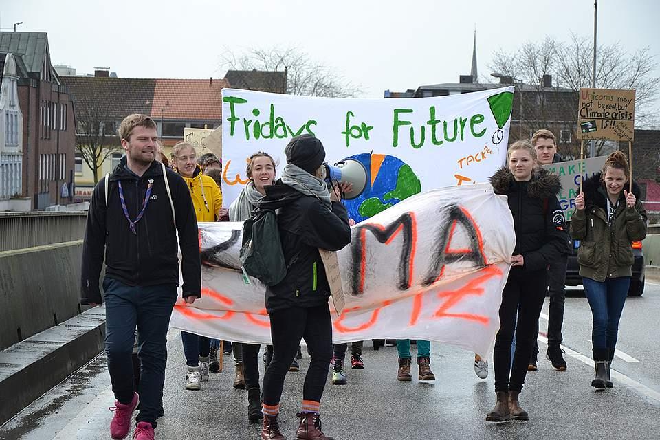 Fridays for Future Heide