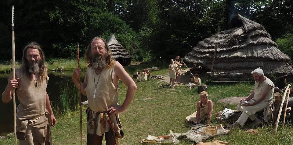 Living Mesolithic: Leben wie in der Mittelsteinzeit