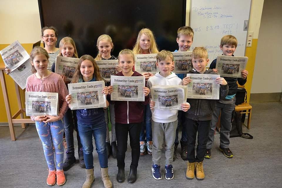 Wulf-Isebrand-Schule Bunsoh Klasse 4c