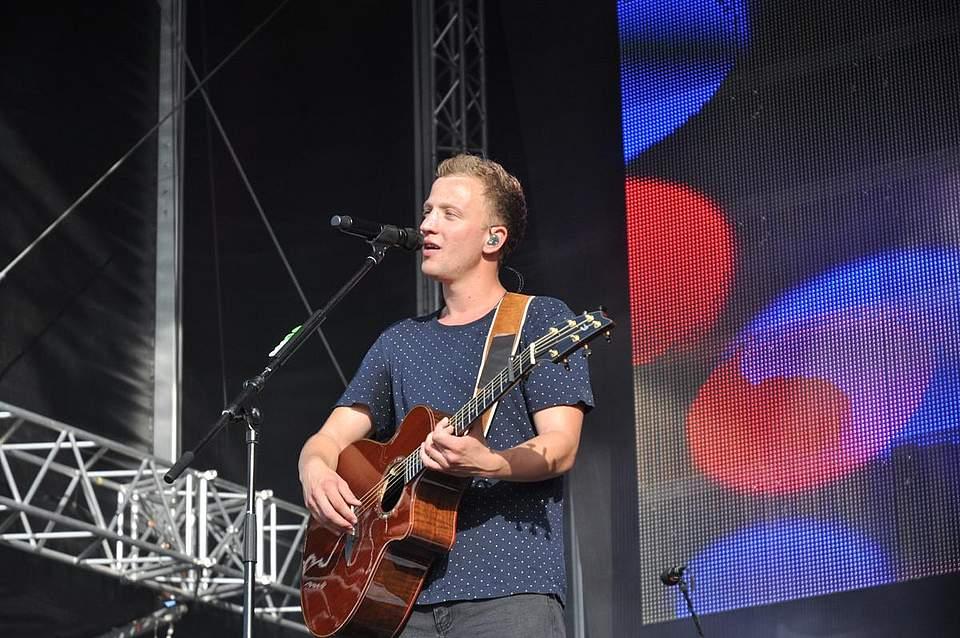 NDR2-Festival in Heide am 15. Juli 2017. Foto: Höfer