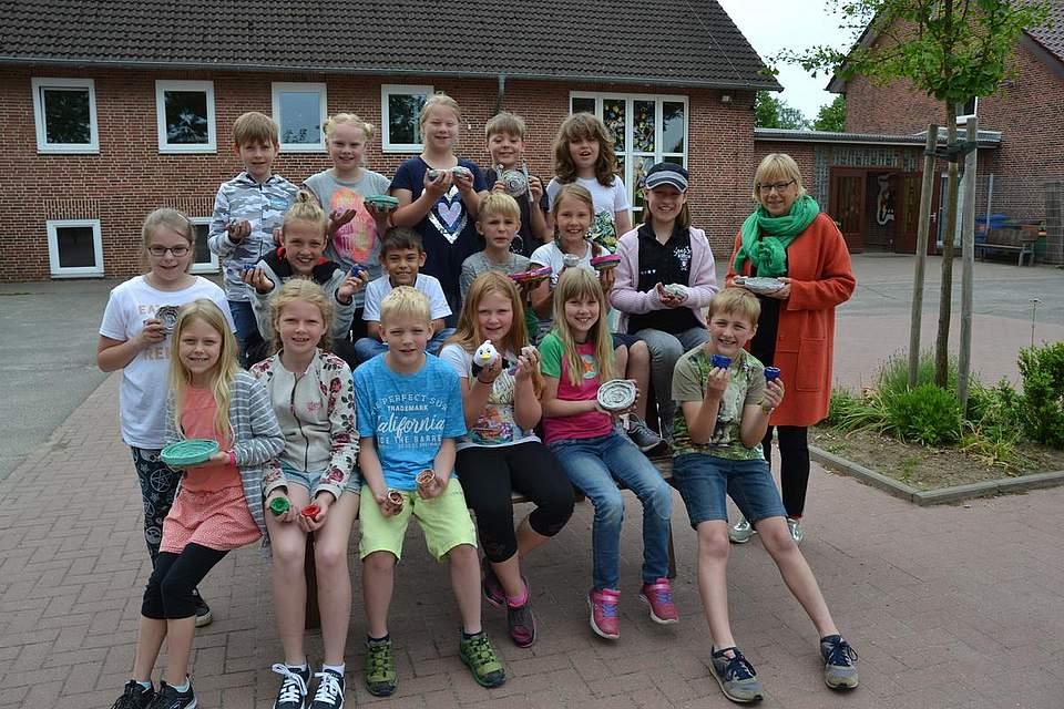 Grundschule Bargenstedt, Klasse 3a