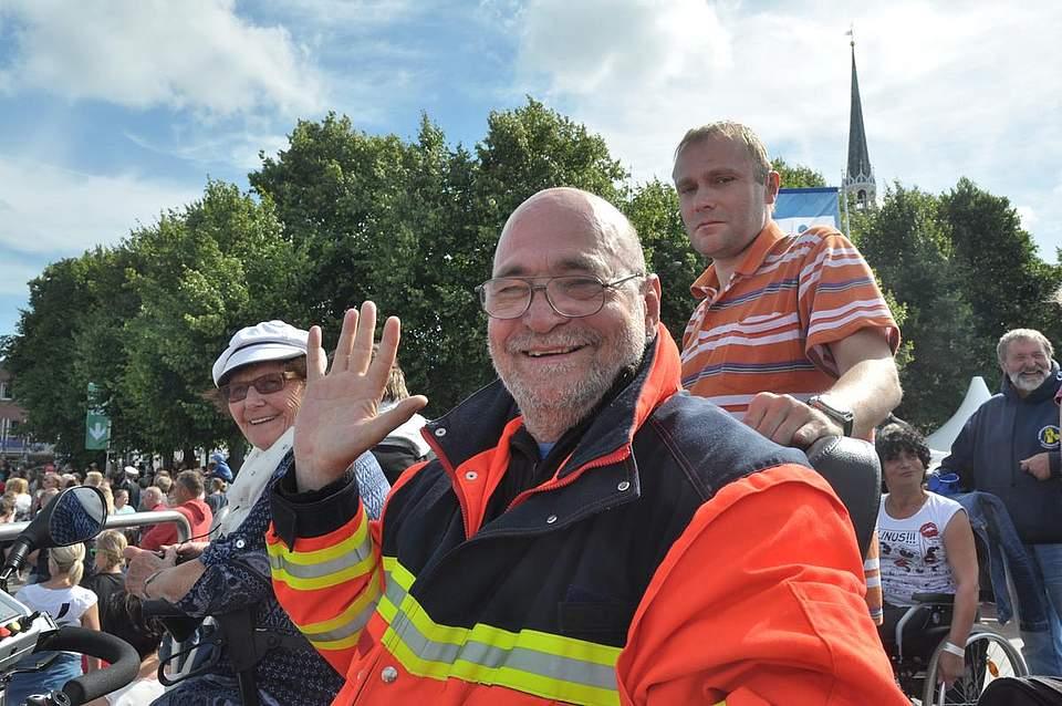 NDR2-Festival am 15.07.17 in Heide. Foto: Höfer