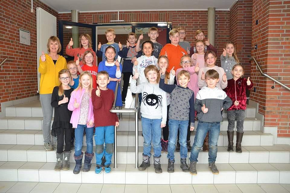 Wulf-Isebrand-Schule Albersdorf Klasse 3a
