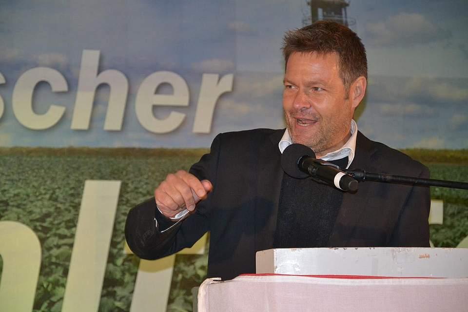 """""""Kohlanschnitt-Minister"""" Robert Habeck"""