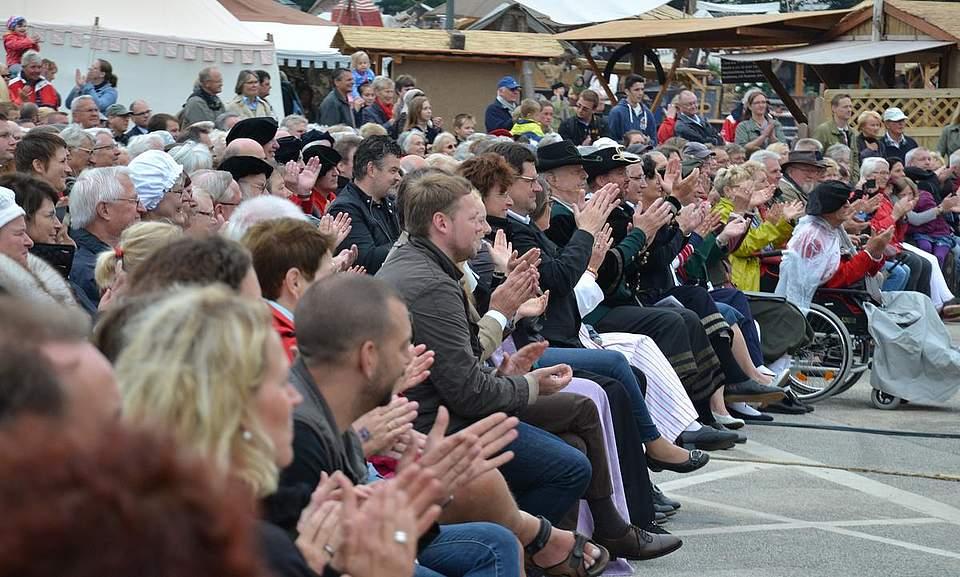Heider Marktfrieden - Foto: Schmid