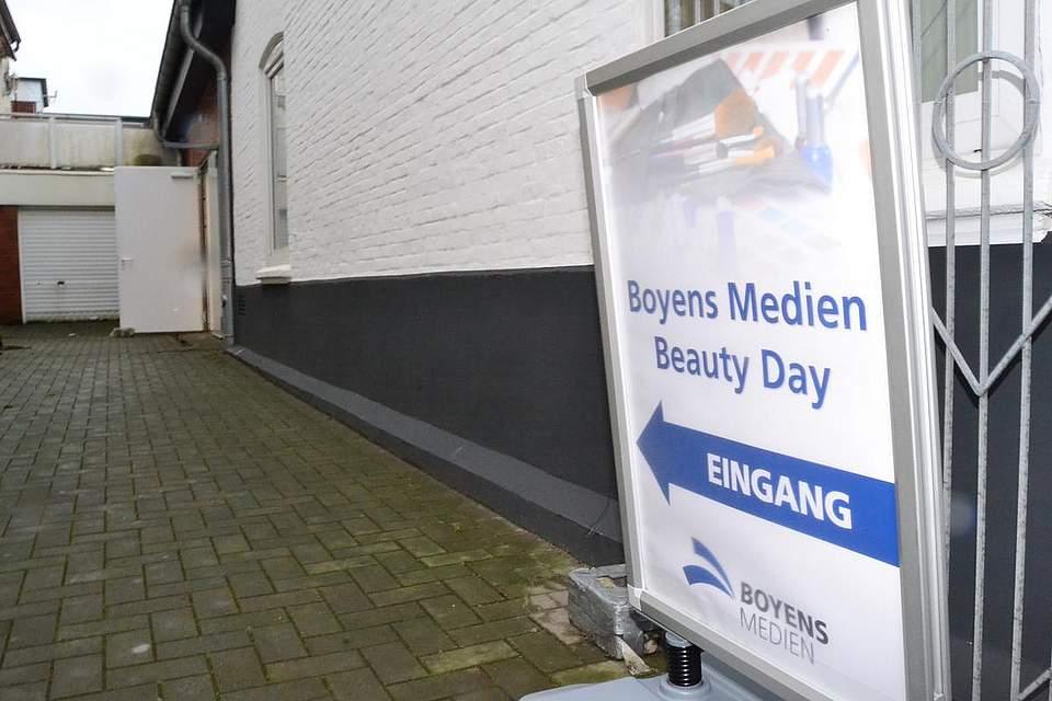 Beauty Day Boyens Medien Abo+ Aktion