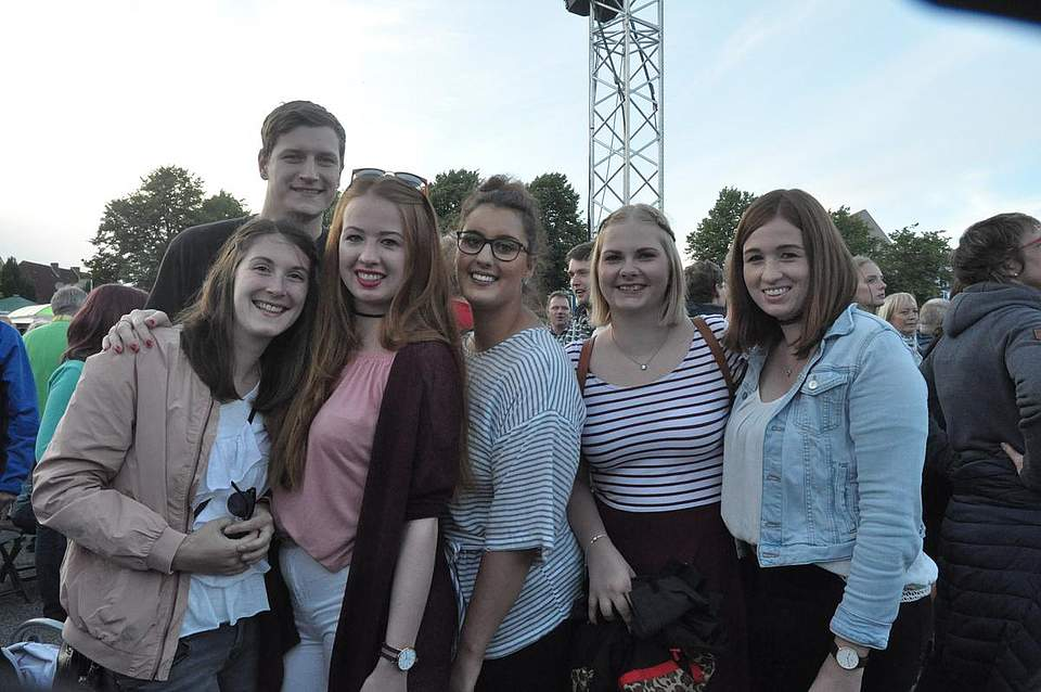 NDR-Festival am 15.07.17 in Heide. Foto: Höfer