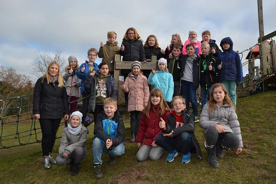 Grundschule Hemmingstedt, Außenstelle Lohe-Rickelshof Klasse 3