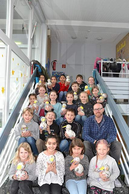 Grundschule Wesselburen Klasse 4a