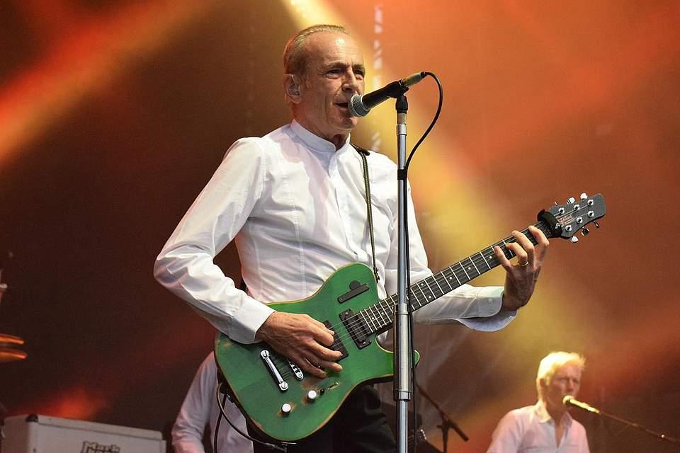 Francis Rossi rockte auf der Bühne