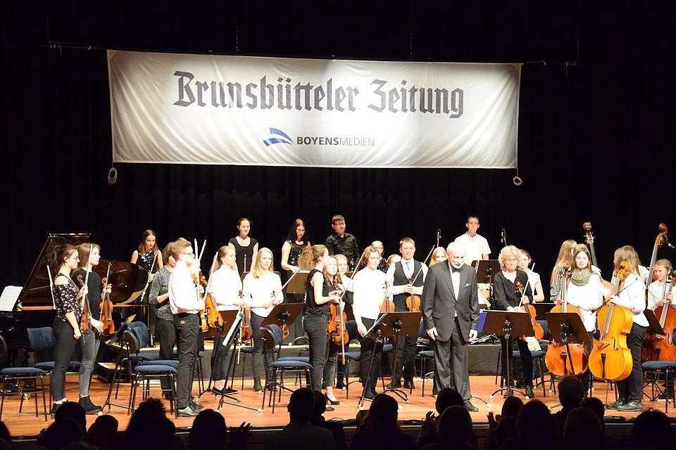 DasDithmarscher Musikschulorchester DIMO.