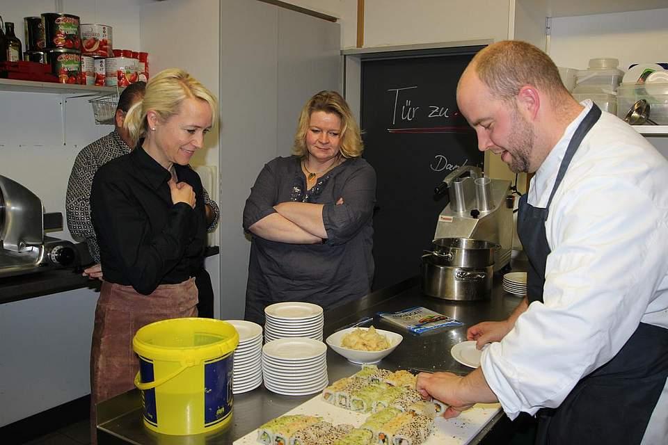 2. Küchenparty