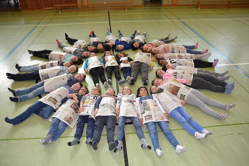 Boy-Lornsen-Schule Brunsbüttel, Klasse 3a