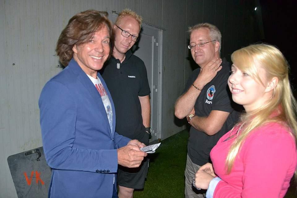 Begegnungen mit Jürgen Drews.