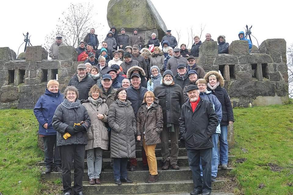 Schwarze-Garde-Tour. Foto: Höfer