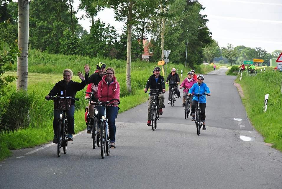 Boyens Medien Radtour 2016