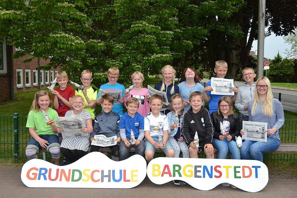 Grundschule Bargenstedt, Klasse 3b