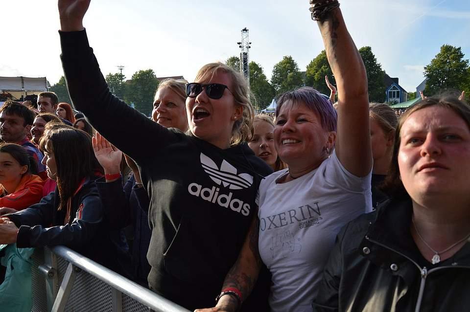 NDR2-Festival in Heide